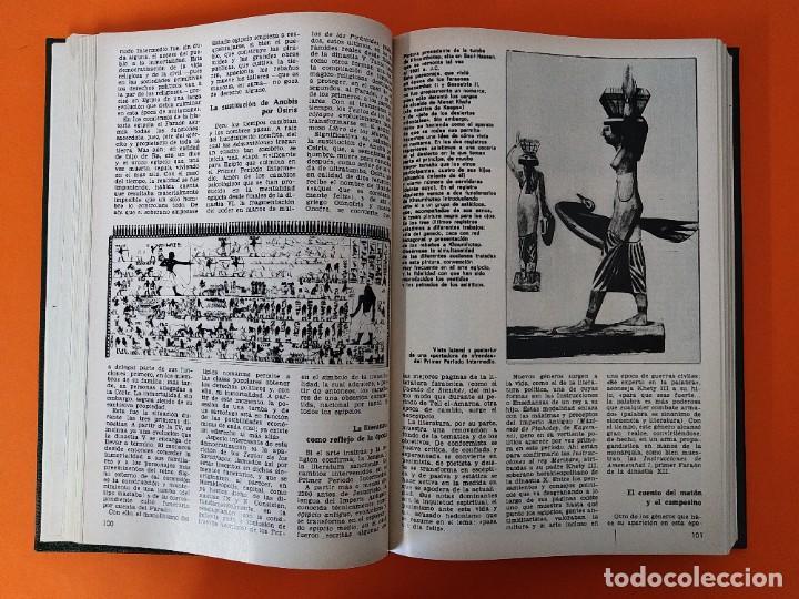"""Coleccionismo de Revista Historia y Vida: REVISTA - """"HISTORIA Y VIDA"""" AÑO 1973 - DOS TOMOS ENCUADERNADOS - Nº (58 AL 69) ...L2520 - Foto 5 - 223905906"""