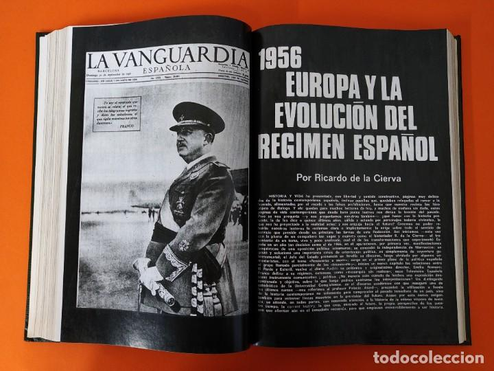 """Coleccionismo de Revista Historia y Vida: REVISTA - """"HISTORIA Y VIDA"""" AÑO 1973 - DOS TOMOS ENCUADERNADOS - Nº (58 AL 69) ...L2520 - Foto 9 - 223905906"""