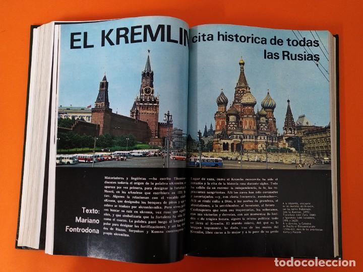 """Coleccionismo de Revista Historia y Vida: REVISTA - """"HISTORIA Y VIDA"""" AÑO 1973 - DOS TOMOS ENCUADERNADOS - Nº (58 AL 69) ...L2520 - Foto 10 - 223905906"""
