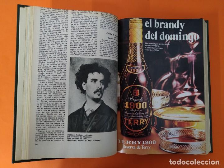 """Coleccionismo de Revista Historia y Vida: REVISTA - """"HISTORIA Y VIDA"""" AÑO 1974 - DOS TOMOS ENCUADERNADOS - Nº (70 AL 81) ...L2521 - Foto 4 - 223906217"""