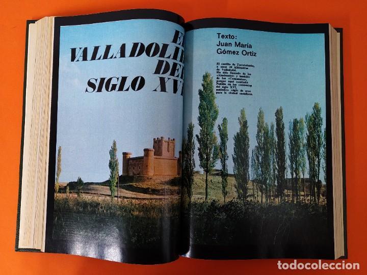 """Coleccionismo de Revista Historia y Vida: REVISTA - """"HISTORIA Y VIDA"""" AÑO 1974 - DOS TOMOS ENCUADERNADOS - Nº (70 AL 81) ...L2521 - Foto 5 - 223906217"""