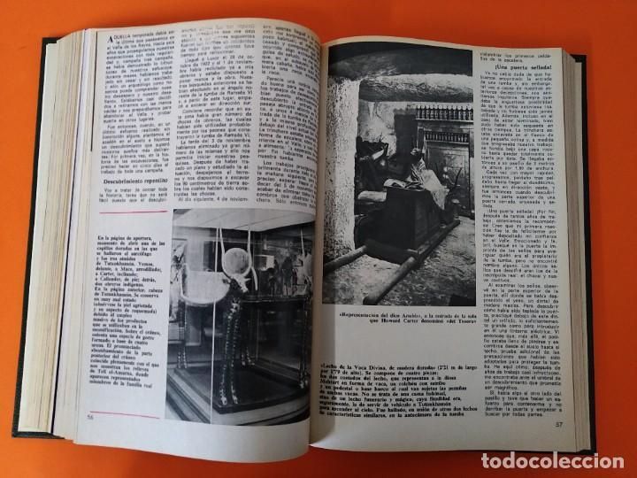 """Coleccionismo de Revista Historia y Vida: REVISTA - """"HISTORIA Y VIDA"""" AÑO 1974 - DOS TOMOS ENCUADERNADOS - Nº (70 AL 81) ...L2521 - Foto 6 - 223906217"""