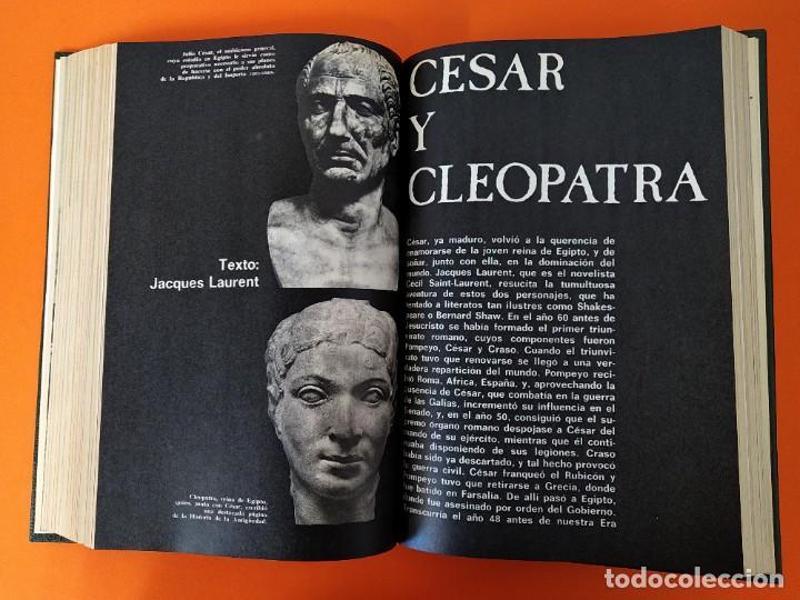 """Coleccionismo de Revista Historia y Vida: REVISTA - """"HISTORIA Y VIDA"""" AÑO 1974 - DOS TOMOS ENCUADERNADOS - Nº (70 AL 81) ...L2521 - Foto 9 - 223906217"""