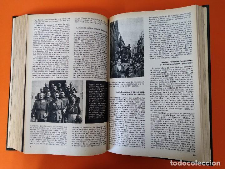 """Coleccionismo de Revista Historia y Vida: REVISTA - """"HISTORIA Y VIDA"""" AÑO 1974 - DOS TOMOS ENCUADERNADOS - Nº (70 AL 81) ...L2521 - Foto 10 - 223906217"""