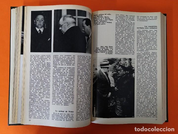 """Coleccionismo de Revista Historia y Vida: REVISTA - """"HISTORIA Y VIDA"""" AÑO 1975 - DOS TOMOS ENCUADERNADOS - Nº (82 AL 93) ...L2522 - Foto 4 - 223907125"""