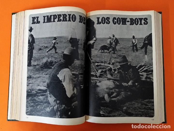 """Coleccionismo de Revista Historia y Vida: REVISTA - """"HISTORIA Y VIDA"""" AÑO 1975 - DOS TOMOS ENCUADERNADOS - Nº (82 AL 93) ...L2522 - Foto 5 - 223907125"""