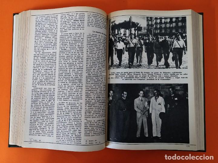 """Coleccionismo de Revista Historia y Vida: REVISTA - """"HISTORIA Y VIDA"""" AÑO 1975 - DOS TOMOS ENCUADERNADOS - Nº (82 AL 93) ...L2522 - Foto 8 - 223907125"""