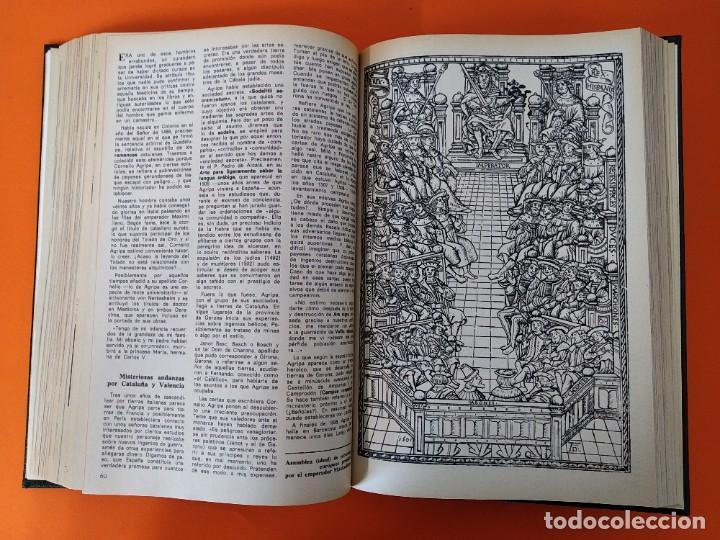 """Coleccionismo de Revista Historia y Vida: REVISTA - """"HISTORIA Y VIDA"""" AÑO 1975 - DOS TOMOS ENCUADERNADOS - Nº (82 AL 93) ...L2522 - Foto 9 - 223907125"""