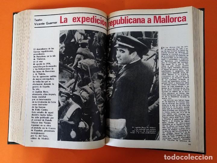 """Coleccionismo de Revista Historia y Vida: REVISTA - """"HISTORIA Y VIDA"""" AÑO 1975 - DOS TOMOS ENCUADERNADOS - Nº (82 AL 93) ...L2522 - Foto 10 - 223907125"""