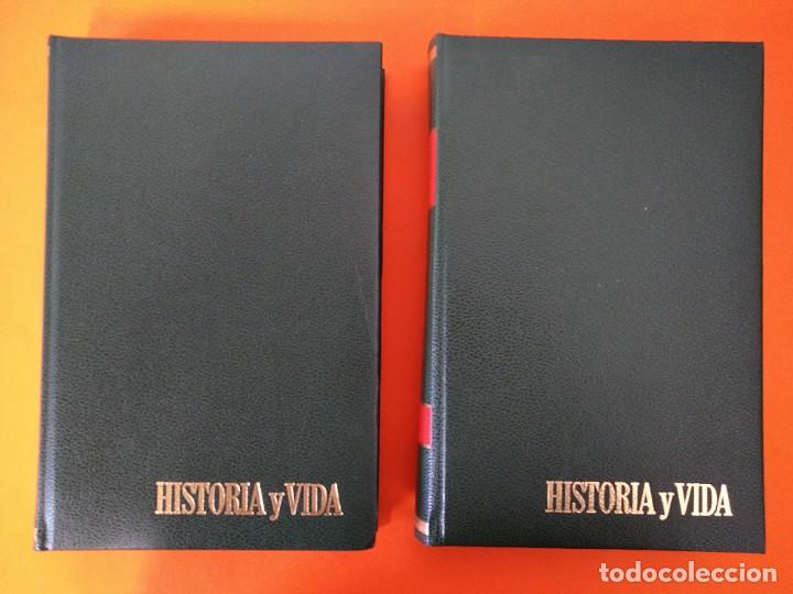 """Coleccionismo de Revista Historia y Vida: REVISTA - """"HISTORIA Y VIDA"""" AÑO 1976 - DOS TOMOS ENCUADERNADOS - Nº (94 AL 105) ...L2523 - Foto 2 - 223907393"""