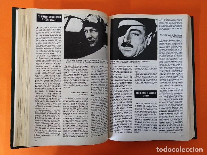 """Coleccionismo de Revista Historia y Vida: REVISTA - """"HISTORIA Y VIDA"""" AÑO 1976 - DOS TOMOS ENCUADERNADOS - Nº (94 AL 105) ...L2523 - Foto 4 - 223907393"""