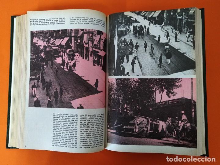 """Coleccionismo de Revista Historia y Vida: REVISTA - """"HISTORIA Y VIDA"""" AÑO 1976 - DOS TOMOS ENCUADERNADOS - Nº (94 AL 105) ...L2523 - Foto 5 - 223907393"""