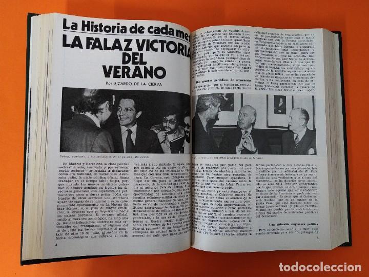 """Coleccionismo de Revista Historia y Vida: REVISTA - """"HISTORIA Y VIDA"""" AÑO 1976 - DOS TOMOS ENCUADERNADOS - Nº (94 AL 105) ...L2523 - Foto 7 - 223907393"""