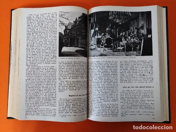"""Coleccionismo de Revista Historia y Vida: REVISTA - """"HISTORIA Y VIDA"""" AÑO 1976 - DOS TOMOS ENCUADERNADOS - Nº (94 AL 105) ...L2523 - Foto 10 - 223907393"""