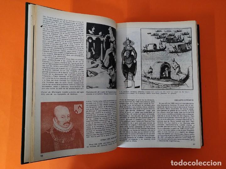 """Coleccionismo de Revista Historia y Vida: REVISTA - """"HISTORIA Y VIDA"""" AÑO 1978 - DOS TOMOS ENCUADERNADOS - Nº (118 AL 129) ...L2524 - Foto 3 - 223907723"""