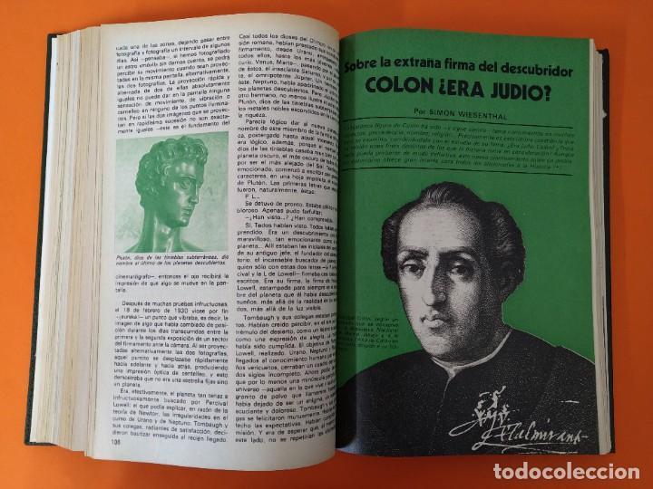 """Coleccionismo de Revista Historia y Vida: REVISTA - """"HISTORIA Y VIDA"""" AÑO 1978 - DOS TOMOS ENCUADERNADOS - Nº (118 AL 129) ...L2524 - Foto 5 - 223907723"""