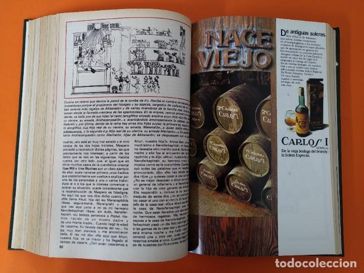 """Coleccionismo de Revista Historia y Vida: REVISTA - """"HISTORIA Y VIDA"""" AÑO 1978 - DOS TOMOS ENCUADERNADOS - Nº (118 AL 129) ...L2524 - Foto 6 - 223907723"""