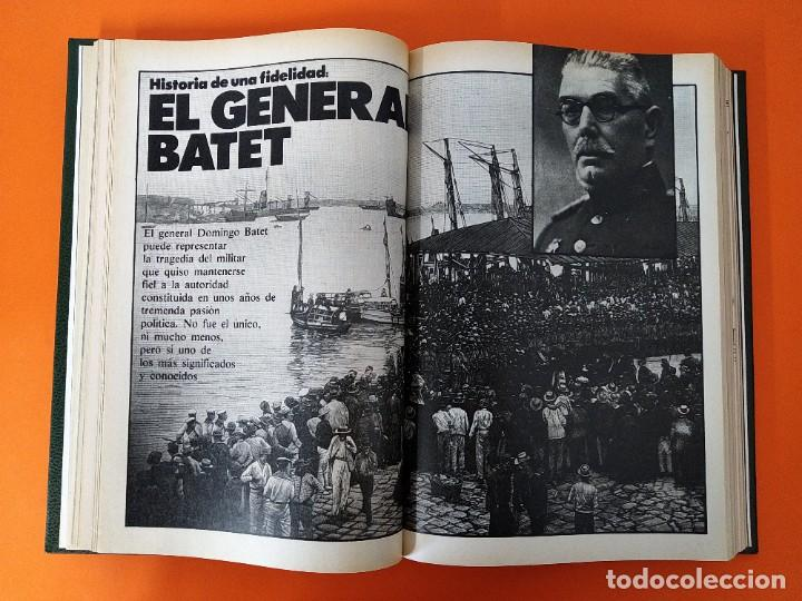 """Coleccionismo de Revista Historia y Vida: REVISTA - """"HISTORIA Y VIDA"""" AÑO 1978 - DOS TOMOS ENCUADERNADOS - Nº (118 AL 129) ...L2524 - Foto 8 - 223907723"""