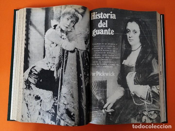 """Coleccionismo de Revista Historia y Vida: REVISTA - """"HISTORIA Y VIDA"""" AÑO 1978 - DOS TOMOS ENCUADERNADOS - Nº (118 AL 129) ...L2524 - Foto 9 - 223907723"""