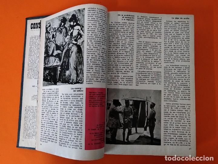 """Coleccionismo de Revista Historia y Vida: REVISTA - """"HISTORIA Y VIDA"""" ENCUADERNADOS - Nº (68 AL 73) + 52 - AÑO 1973/74 + 1972 - RARO ...L2525 - Foto 4 - 223908985"""