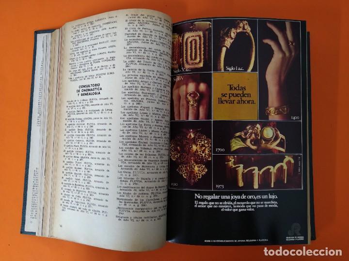 """Coleccionismo de Revista Historia y Vida: REVISTA - """"HISTORIA Y VIDA"""" ENCUADERNADOS - Nº (68 AL 73) + 52 - AÑO 1973/74 + 1972 - RARO ...L2525 - Foto 6 - 223908985"""