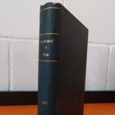"""Coleccionismo de Revista Historia y Vida: REVISTA - """"HISTORIA Y VIDA"""" 6 NUMEROS ENCUADERNADOS - Nº (89 AL 94) - AÑO 1975/76 ...L2526. Lote 223909557"""