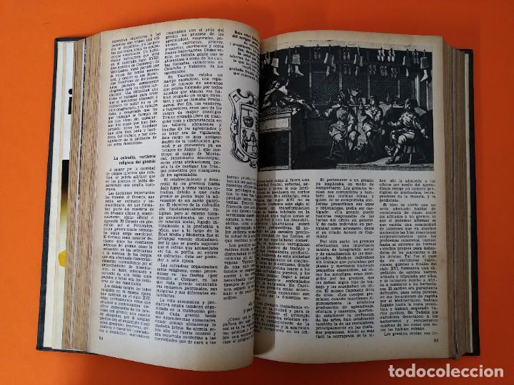 """Coleccionismo de Revista Historia y Vida: REVISTA - """"HISTORIA Y VIDA"""" 6 NUMEROS ENCUADERNADOS - Nº (89 AL 94) - AÑO 1975/76 ...L2526 - Foto 5 - 223909557"""