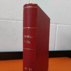 """Coleccionismo de Revista Historia y Vida: REVISTA - """"HISTORIA Y VIDA"""" EXTRA - ENCUADERNADOS - Nº (26 AL 38) - AÑO (1982 AL 1985) ...L2527. Lote 223910226"""