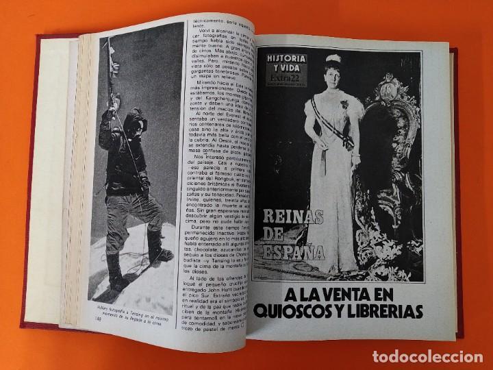 """Coleccionismo de Revista Historia y Vida: REVISTA - """"HISTORIA Y VIDA"""" EXTRA - ENCUADERNADOS - Nº (26 AL 38) - AÑO (1982 AL 1985) ...L2527 - Foto 5 - 223910226"""