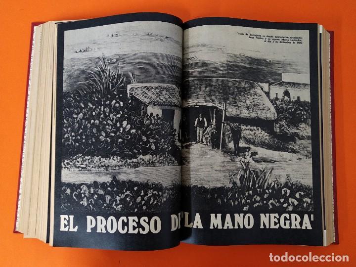 """Coleccionismo de Revista Historia y Vida: REVISTA - """"HISTORIA Y VIDA"""" - ENCUADERNADOS - Nº (73 AL 80) - AÑO 1974 ...L2528 - Foto 8 - 223910925"""