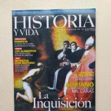 Coleccionismo de Revista Historia y Vida: HISTORIA Y VIDA. Lote 224678456