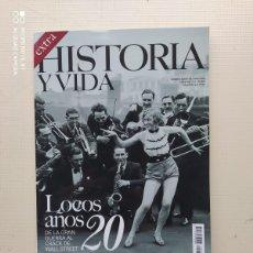 Coleccionismo de Revista Historia y Vida: HISTORIA Y VIDA. Lote 224865220