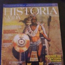 Coleccionismo de Revista Historia y Vida: HISTORIA Y VIDA REVISTA NÚMERO 416 AÑO 2002. Lote 227805558