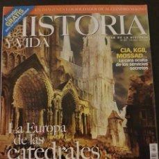 Coleccionismo de Revista Historia y Vida: HISTORIA Y VIDA REVISTA NÚMERO 407 AÑO 2002. Lote 227808117