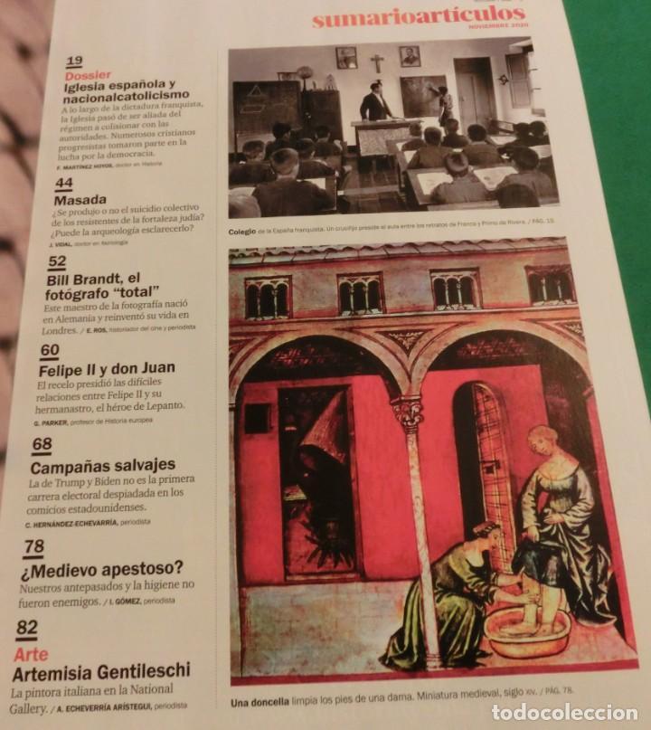 Coleccionismo de Revista Historia y Vida: HISTORIA Y VIDA Nº 632- JUAN DE AUSTRIA (COMO NUEVA) - Foto 2 - 229588350