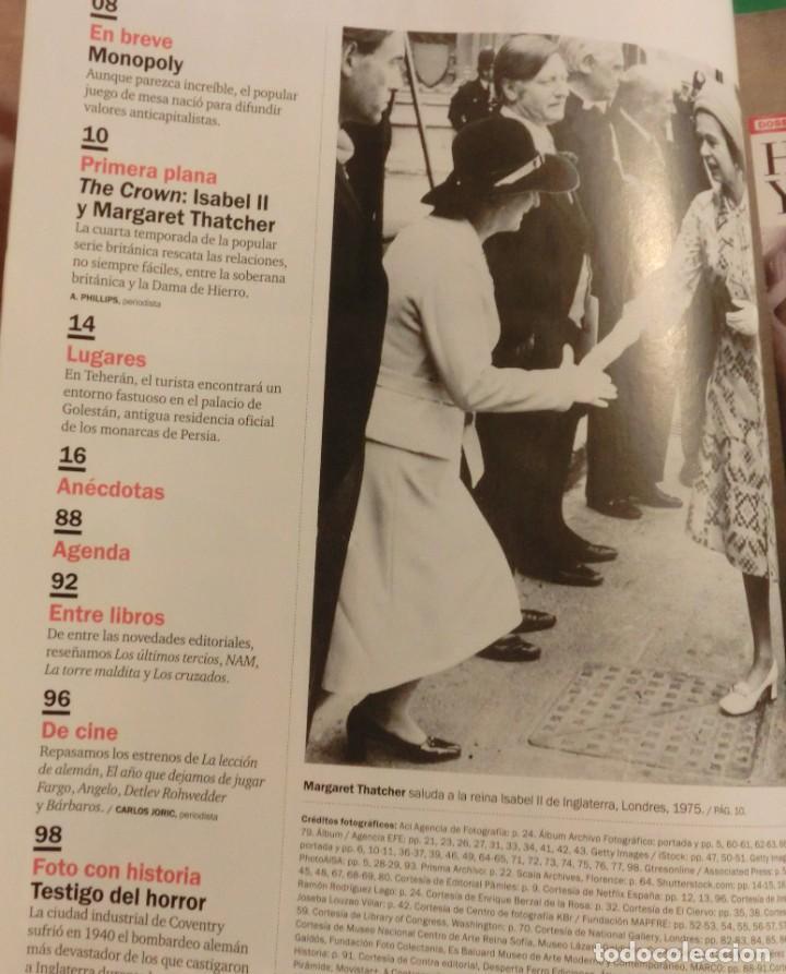 Coleccionismo de Revista Historia y Vida: HISTORIA Y VIDA Nº 632- JUAN DE AUSTRIA (COMO NUEVA) - Foto 3 - 229588350