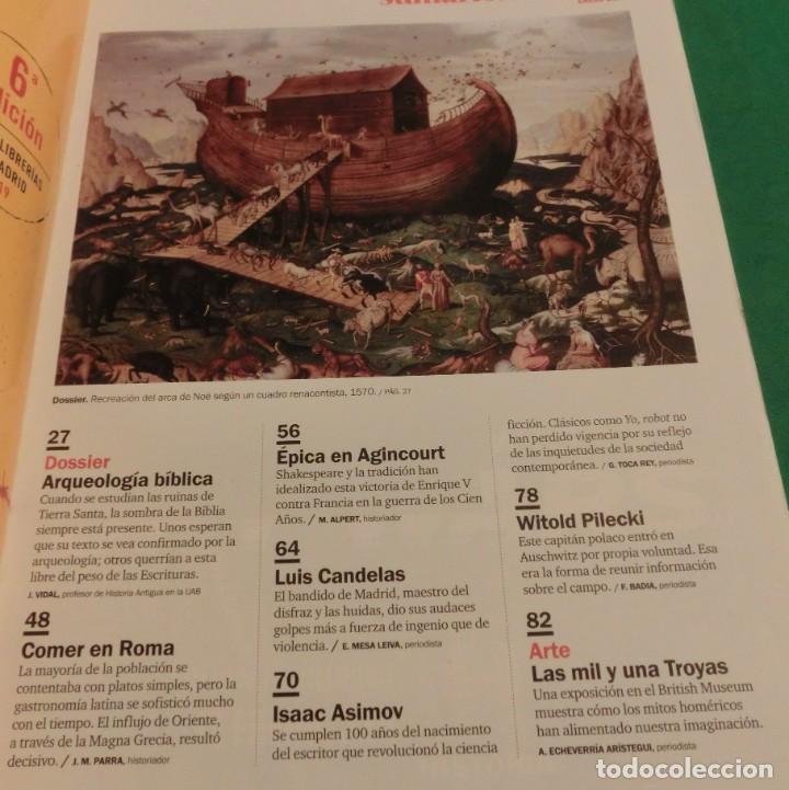 Coleccionismo de Revista Historia y Vida: HISTORIA Y VIDA Nº 622- ¿TENÍA RAZÓN LA BIBLIA? (COMO NUEVA) - Foto 2 - 229592160
