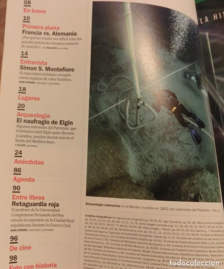 Coleccionismo de Revista Historia y Vida: HISTORIA Y VIDA Nº 622- ¿TENÍA RAZÓN LA BIBLIA? (COMO NUEVA) - Foto 3 - 229592160