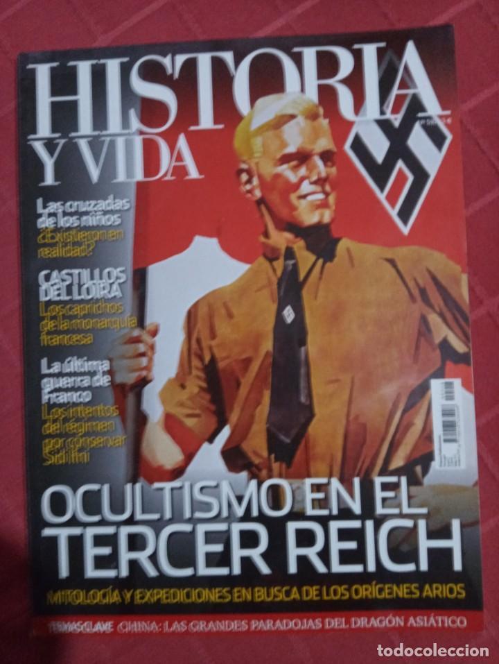 REVISTA HISTORIA Y VIDA N° 516 (Coleccionismo - Revistas y Periódicos Modernos (a partir de 1.940) - Revista Historia y Vida)