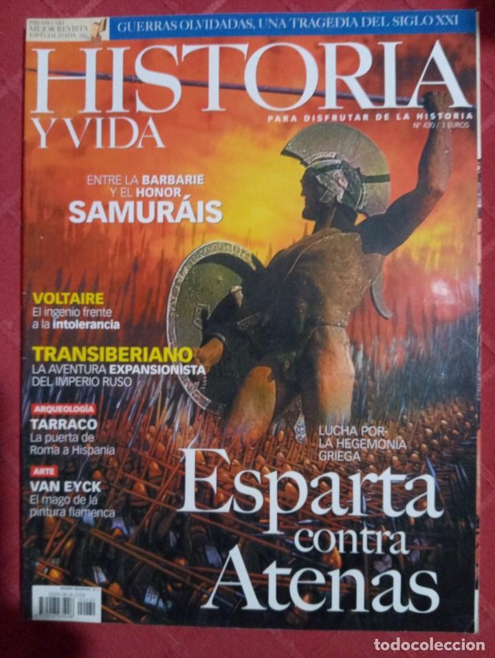 REVISTA HISTORIA Y VIDA N° 430 (Coleccionismo - Revistas y Periódicos Modernos (a partir de 1.940) - Revista Historia y Vida)