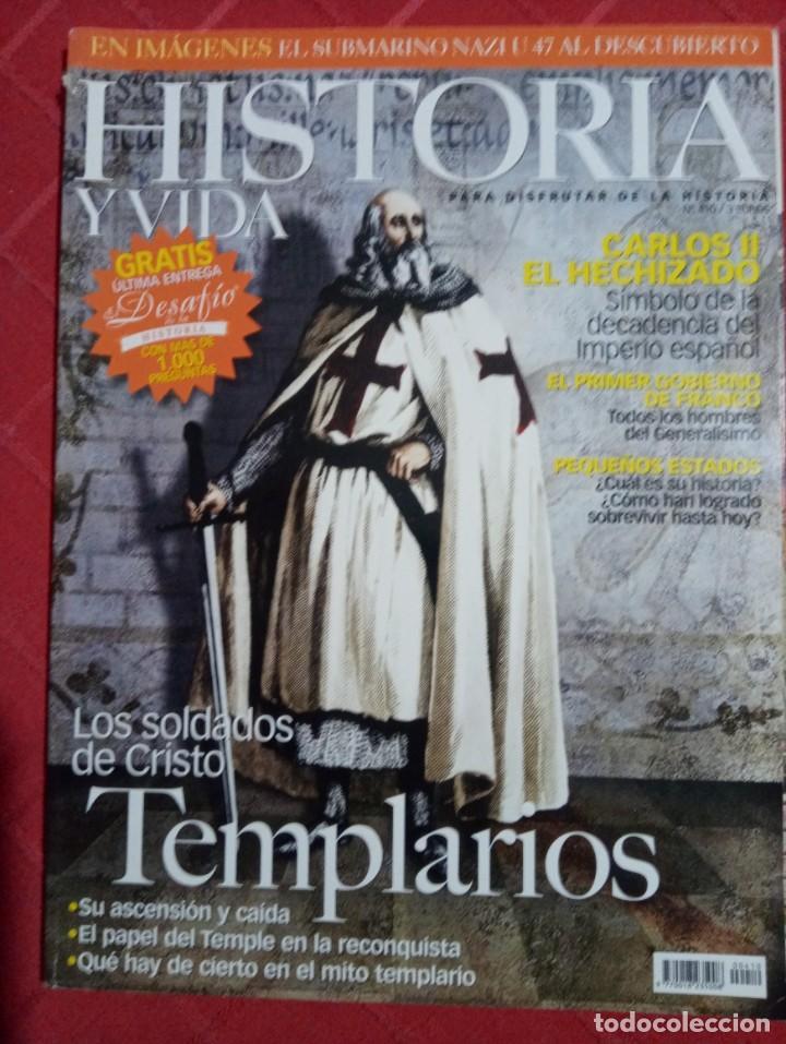 REVISTA HISTORIA Y VIDA N° 410 (Coleccionismo - Revistas y Periódicos Modernos (a partir de 1.940) - Revista Historia y Vida)