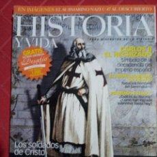 Coleccionismo de Revista Historia y Vida: REVISTA HISTORIA Y VIDA N° 410. Lote 234369790