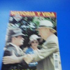 Collectionnisme de Magazine Historia y Vida: REVISTA HISTORIA Y VIDA. EXTRA Nº 83. UN SIGLO DE CINE ESPAÑOL. 1996.. Lote 235036795