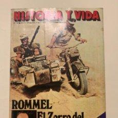 Coleccionismo de Revista Historia y Vida: HISTORIA Y VIDA - Nº122 - MAYO 1978 - AÑO XI. Lote 242477285
