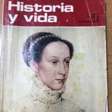 Coleccionismo de Revista Historia y Vida: REVISTA HISTORIA Y VIDA N46. Lote 245190180