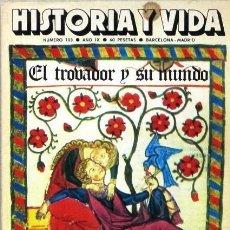 Collectionnisme de Magazine Historia y Vida: HISTORIA Y VIDA - Nº 103 - REVISTA. Lote 246631145