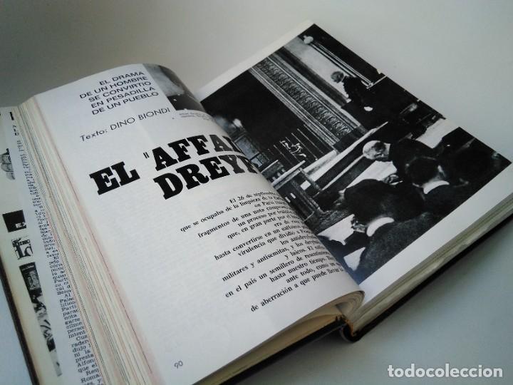 Coleccionismo de Revista Historia y Vida: Historia y vida. Números 22 a 33 (año completo 1970) - Foto 2 - 254214450