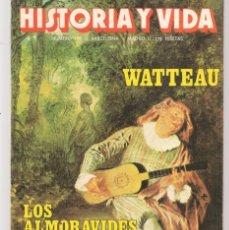 Coleccionismo de Revista Historia y Vida: HISTORIA Y VIDA. Nº 198. LOS ALMORAVIDES. SEPTIEMBRE 1984. (T/20). Lote 256015705