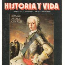 Coleccionismo de Revista Historia y Vida: HISTORIA Y VIDA. Nº 202. EL MAL DE OJO. ENERO, 1985. (T/20). Lote 256145255