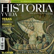 Collectionnisme de Magazine Historia y Vida: HISTORIA Y VIDA 454 GRECIA TEBAS FRANCO CISTER REINA VICTORIA CEZÁNNE NUMANCIA. Lote 259332940